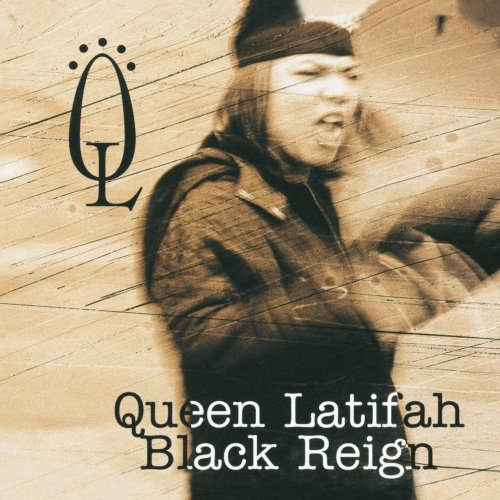 Image 0 of Black Reign By Queen Latifah On Audio CD 1993 Album Import
