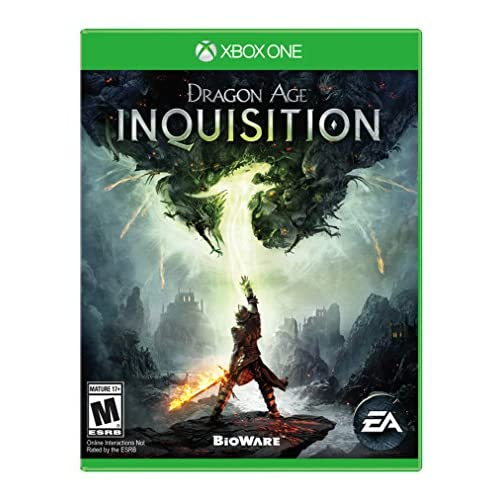 Dragon Age Inquisition Standard Edition For Xbox One RPG