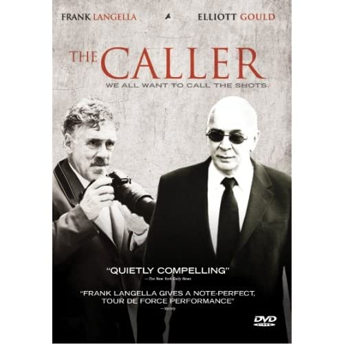 Image 0 of The Caller On DVD with Frank Langella Mystery