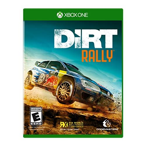 Dirt Rally Game For Xbox One