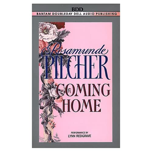 Image 0 of Coming Home By Rosamunde Pilcher And Lynn Redgrave Reader On Audio Cassette