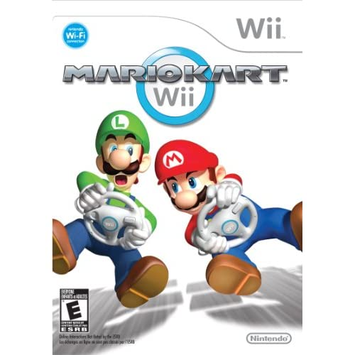 Image 0 of Mario Kart Wii For Wii And Wii U