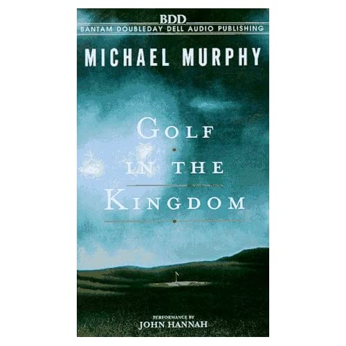 Image 0 of Golf In The Kingdom By Murphy Michael Hannah John Reader On Audio Cassette