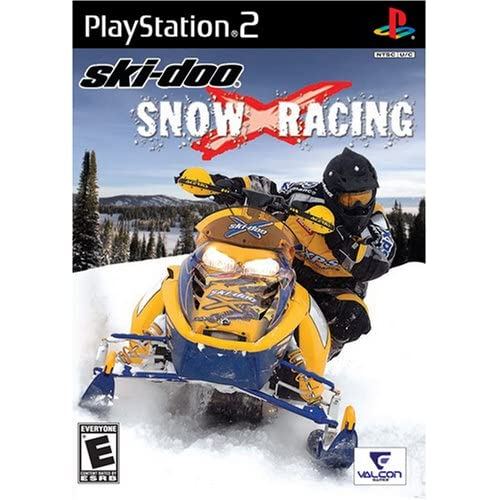 Ski-Doo Snow Racing For PlayStation 2 PS2 With Manual and Case