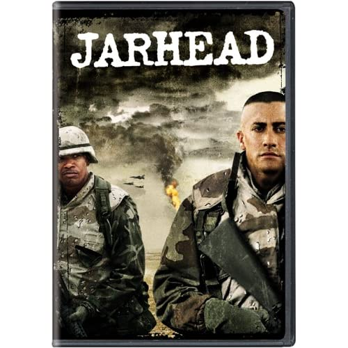 Image 0 of Jarhead Full Screen On DVD With Jake Gyllenhaal
