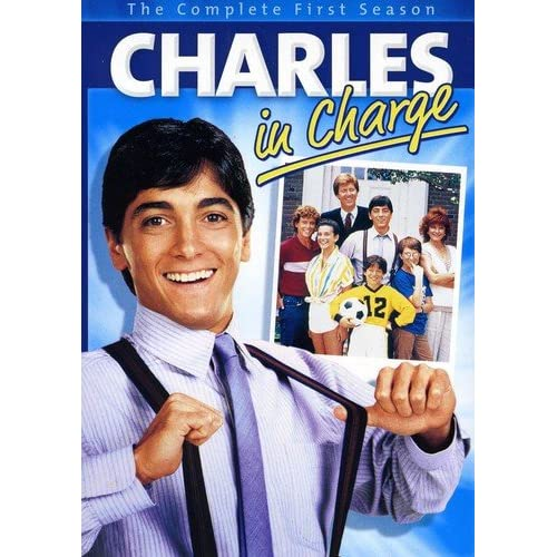 Image 0 of Charles In Charge: Season 1 On DVD With Scott Baio Comedy