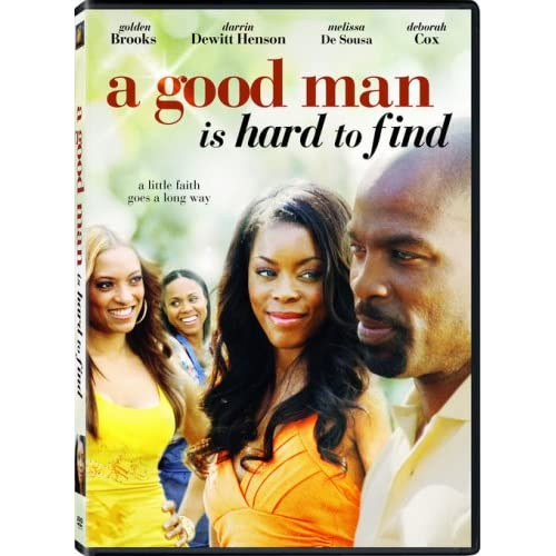 Image 0 of A Good Man Is Hard To Find On DVD With Darius Mccrary Drama