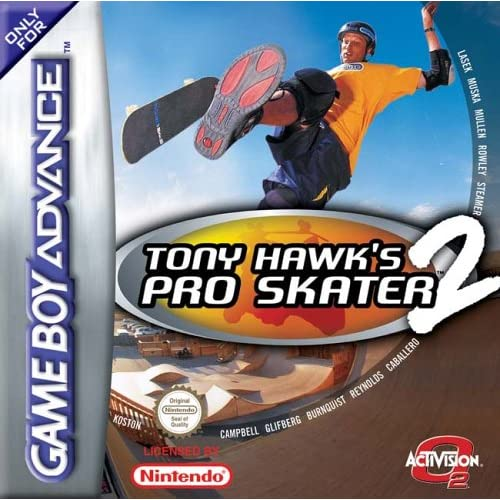 Image 0 of Tony Hawk's Pro Skater 2 GBA For GBA Gameboy Advance