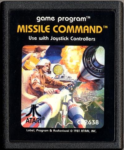 Thumbnail of Missile Command
