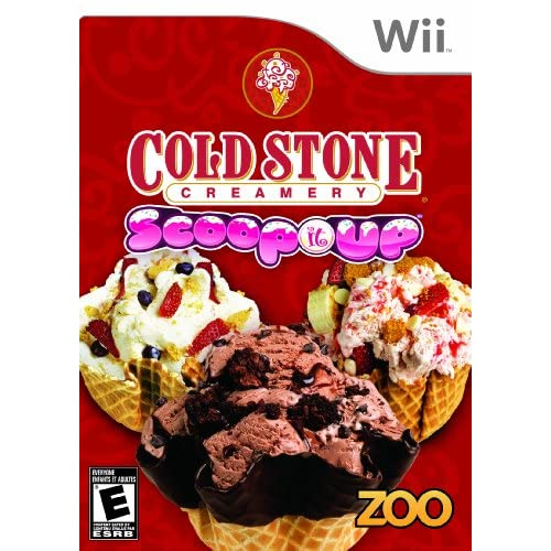 Image 0 of Cold Stone Creamery: Scoop It Up For Wii