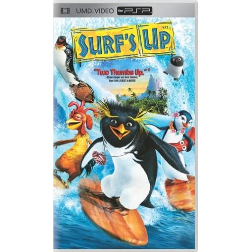 Image 0 of Surf's Up UMD For PSP