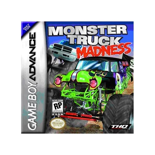 Image 0 of Monster Truck Madness GBA For GBA Gameboy Advance Racing