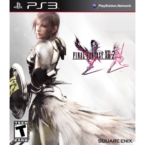 Final Fantasy XIII-2 For PlayStation 3 PS3 RPG
