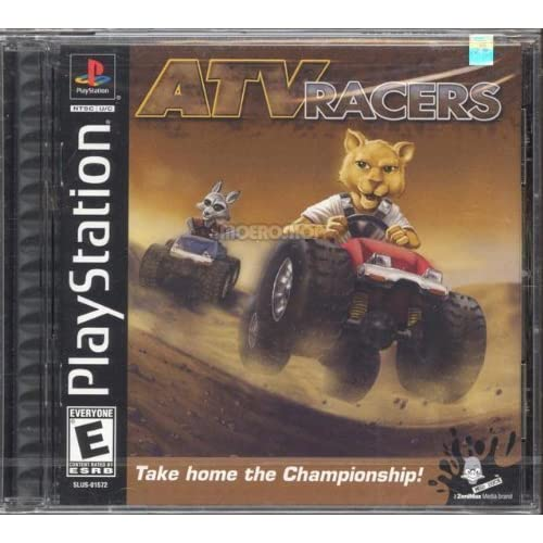 Bethesda ATV Racers For PlayStation 1 PS1