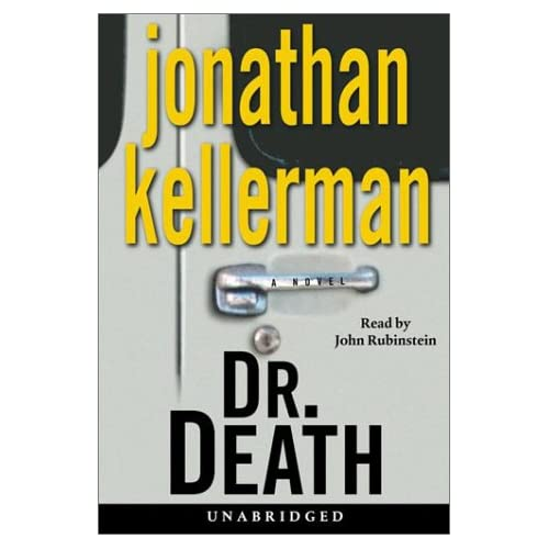 Image 0 of Dr Death Alex Delaware No 14 By Jonathan Kellerman And John Rubinstein Reader On