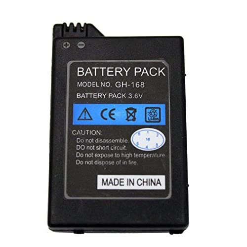 Image 2 of Replacement Battery For Sony PSP 1000 By Mars Devices PSP-1000