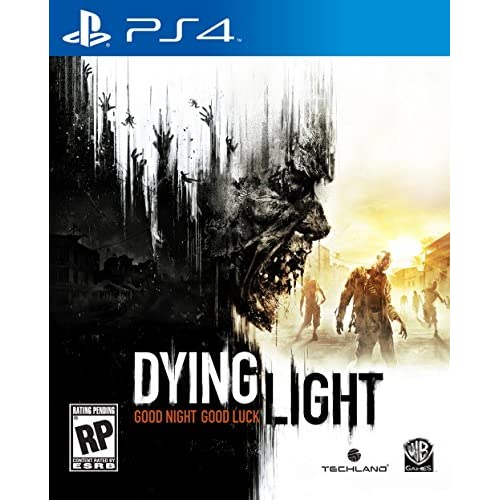 Dying Light For PlayStation 4 PS4