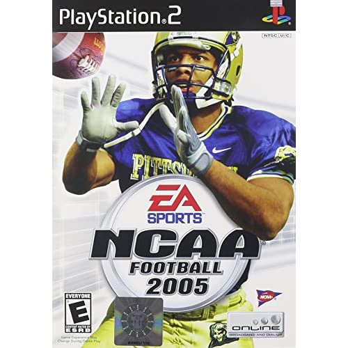 Image 0 of NCAA Football 2005 For PlayStation 2 PS2