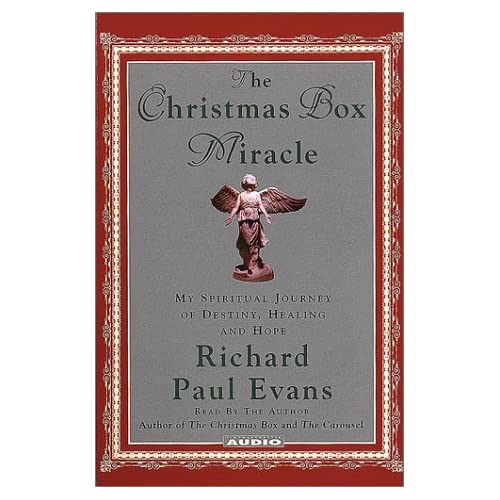 The Christmas Box Miracle My Spiritual Journey Of Destiny Healing And