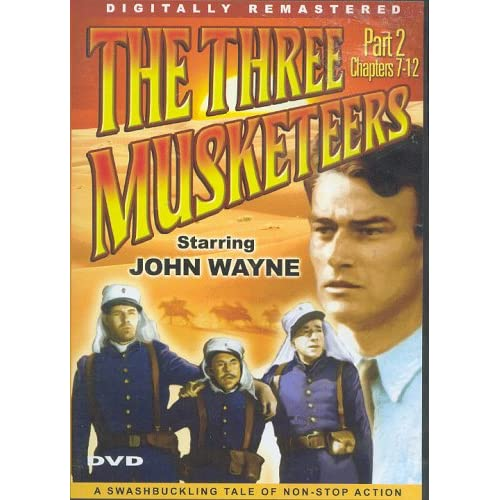 Image 0 of The Three Musketeers Part 2 Chapters 7-12 Slim Case On DVD with John