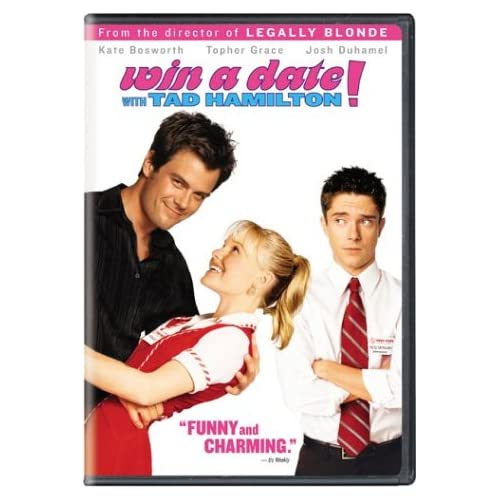 Image 0 of Win A Date With Tad Hamilton! Full Screen Edition On DVD With Kate