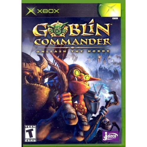 Image 0 of Goblin Commander: Unleash The Horde For Xbox Original Strategy