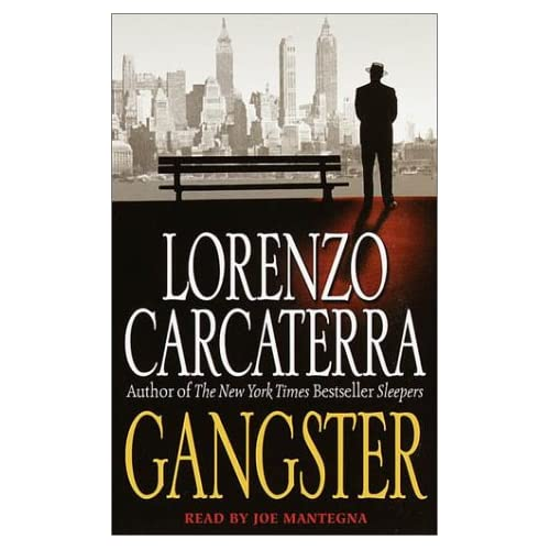 Image 0 of Gangster By Carcaterra Lorenzo Mantegna Joe Reader On Audio Cassette
