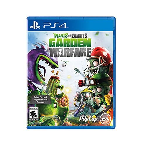 Plants Vs Zombies Garden Warfareonline Play Required For PlayStation 4 PS4