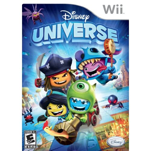 Image 0 of Disney Universe For Wii And Wii U