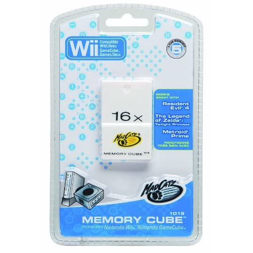 64MB Memory Card 16X For GameCube Expansion