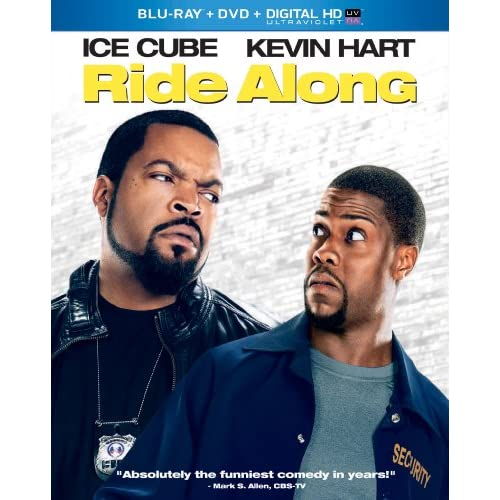Image 0 of Ride Along HD On Blu-Ray With Ice Cube
