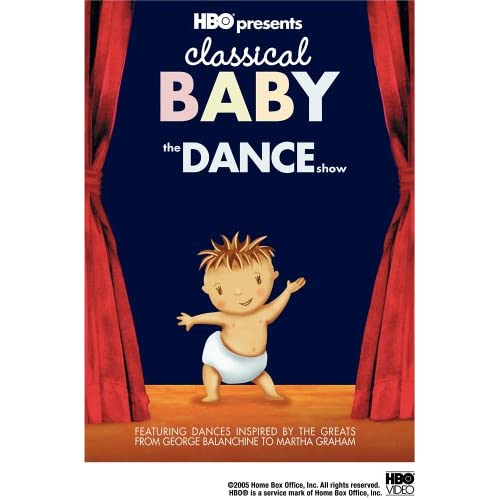 Image 0 of Classical Baby: The Dance Show On DVD