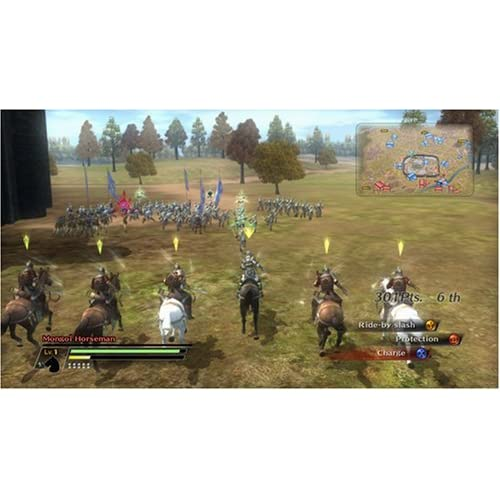 Xbox 360 Strategy Games : Bladestorm the hundred years war for xbox strategy