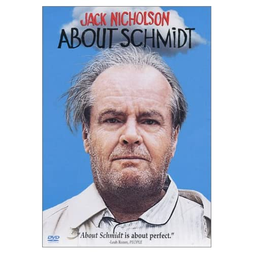 Image 0 of About Schmidt On DVD With Jack Nicholson