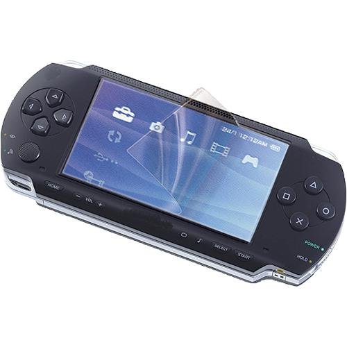 Image 0 of Screen Guard Twin Pack For PSP UMD Clear Protective