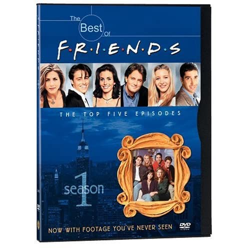 Image 0 of The Best Of Friends: Season 1 The Top 5 Episodes On DVD with Jennifer