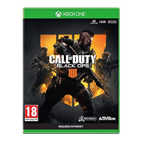 Call Of Duty: Black Ops 4 Xbox One For Xbox One COD