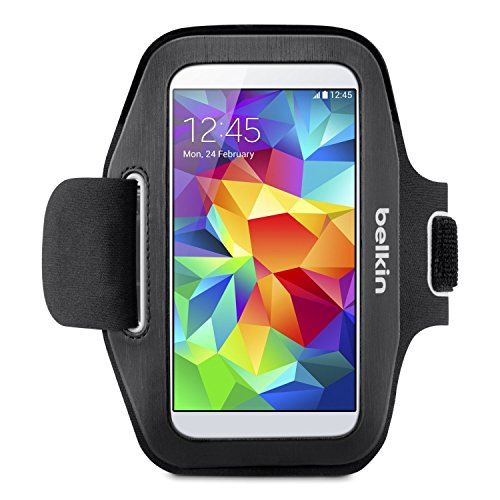 Belkin Sport-Fit Armband For Galaxy S5 / S4