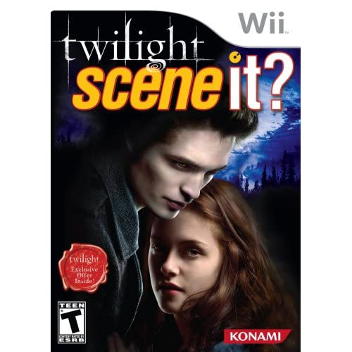 Image 0 of Scene It? Twilight For Wii And Wii U Trivia