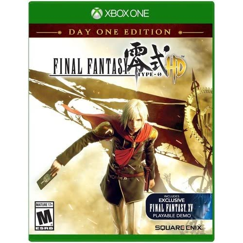 Final Fantasy TYPE-0 HD For Xbox One RPG