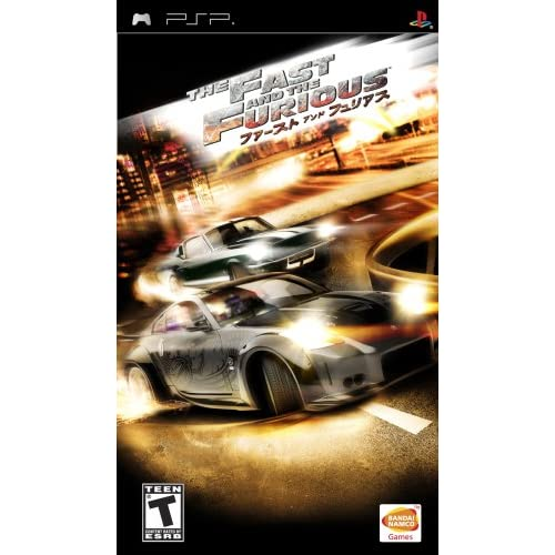 Image 0 of Fast And The Furious Sony For PSP UMD