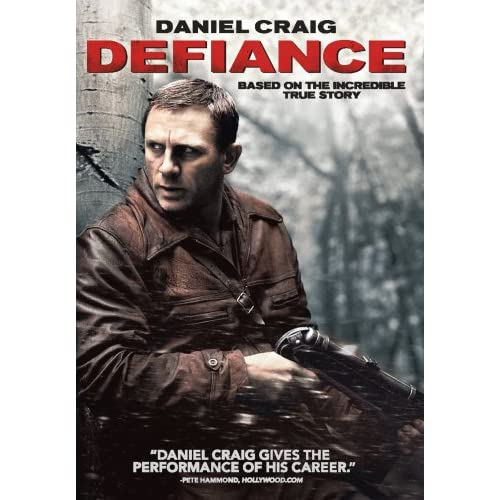 Image 0 of Defiance On DVD With Daniel Craig Drama
