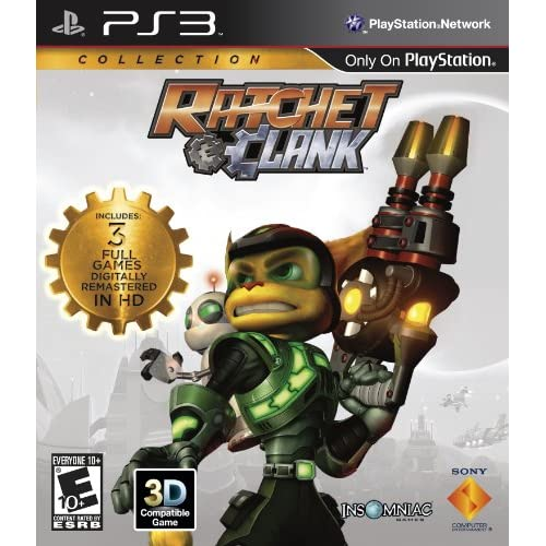Image 0 of Ratchet And Clank Collection For PlayStation 3 PS3
