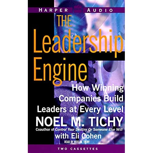 Image 0 of The Leadership Engine How Winning Companies Build Leaders At Every