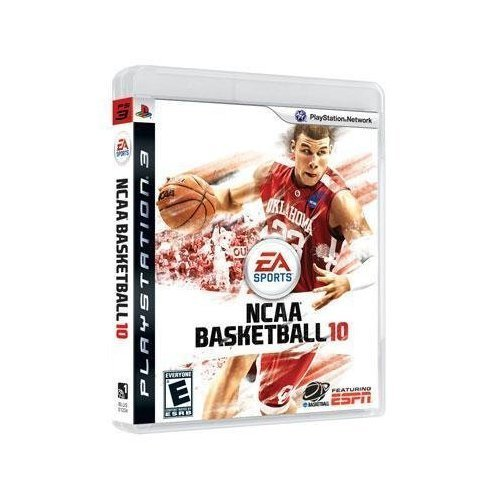 Image 0 of NCAA Basketball 10 For PlayStation 3 PS3