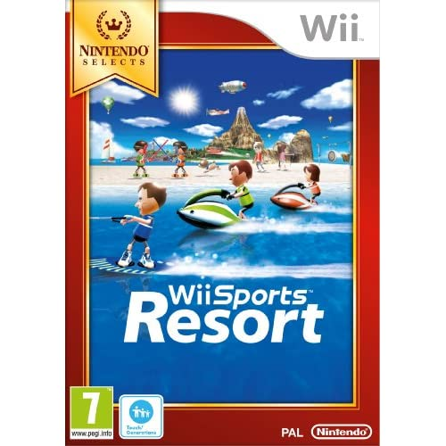 Image 0 of Wii Sport Resort Occasion Nintendo Wii And Wii U