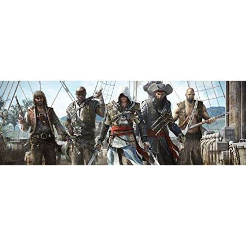 Image 3 of Assassin's Creed IV Black Flag For PlayStation 4 PS4 Fighting