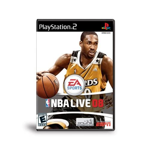 Image 0 of NBA Live 08 For PlayStation 2 PS2 Basketball