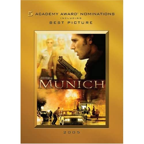 Image 0 of Munich Full Screen Edition On DVD With Eric Bana