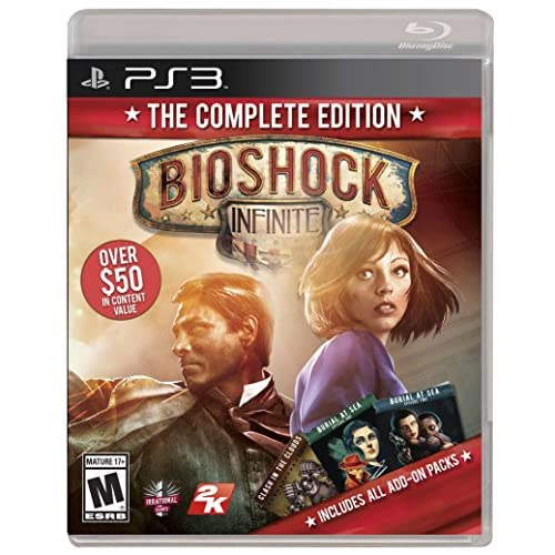 Image 0 of Bioshock Infinite: The Complete Edition For PlayStation 3 PS3 Shooter With Manua
